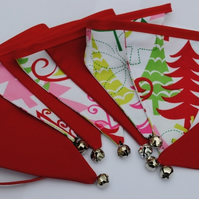 Christmas Mini Bunting...Trees