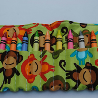 Pencil Roll...Monkey