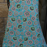 Reversible Dress Swirls