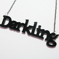 Darkling necklace