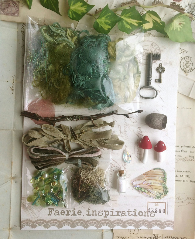 Faerie Inspiration packs