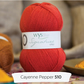 West Yorkshire Spinners Signature 4ply Spice Rack Range - Cayenne Pepper