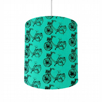Bike lampshade - Available in other colours