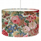 Retro Vintage floral lampshade- custom orders welcome