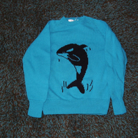 Killer Whale Jumper