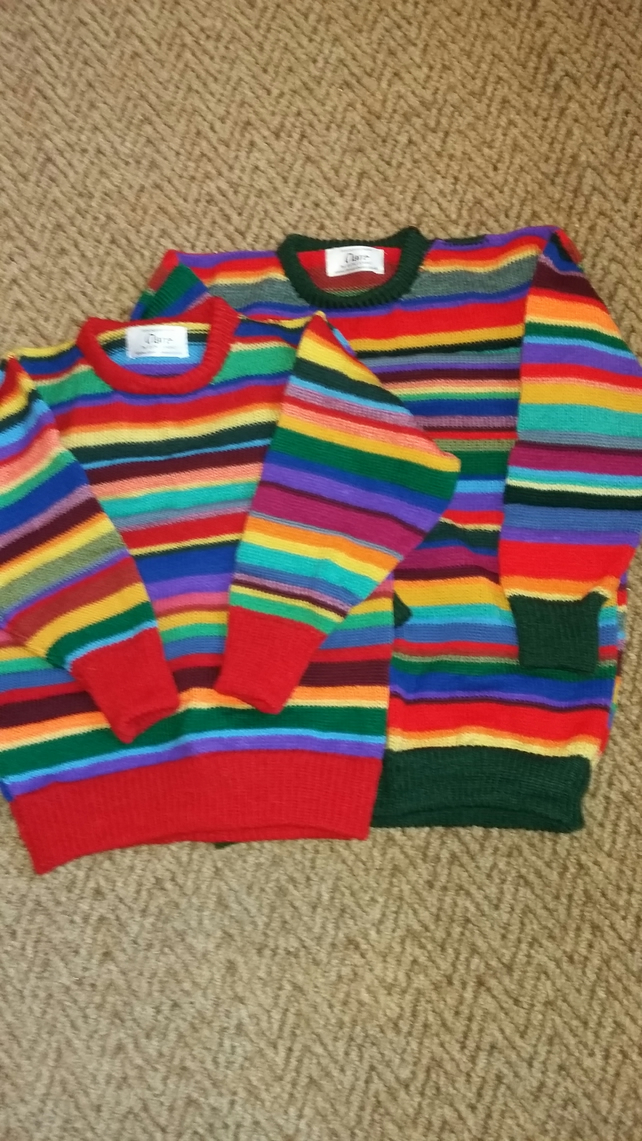 Random Rainbow Jumper