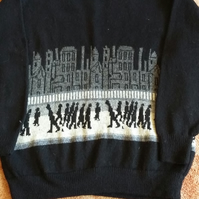 Black Lowry Jumper