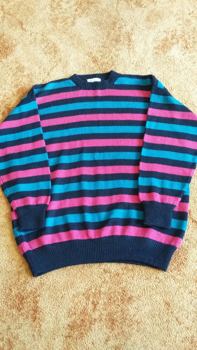 Stripe Jumper, you choose the colours
