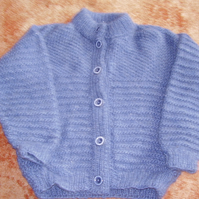 Blue Lopi Cardigan