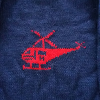 Navy Helicopter Jumper
