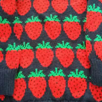 Strawberry jumper