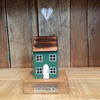 New Handmade Wooden Cottage for Mum