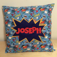 Personalised Cushion Cover (35x35cm)