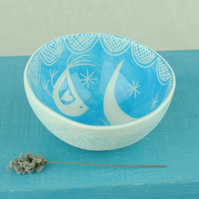 Small Bowl (Turquoise)