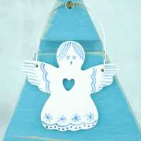 Ceramic Angel Decoration