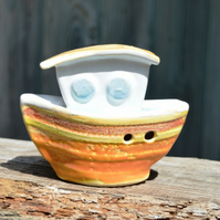 Tangy Citrus boat