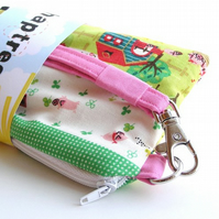 Jewellery Kit and Wristlet - CUTE farmyard animals