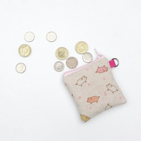 Coin Purse - Piggy Bank
