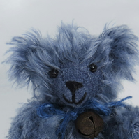 Blueberry  - 4 inch Bear