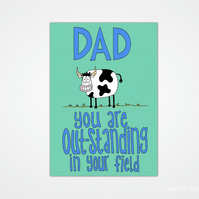 Dad you are outstanding card