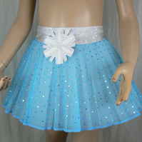 Frozen inspired child's  tutu skirt