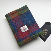 Harris Tweed Covered Address - Telephone book