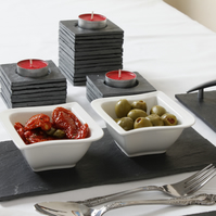 Slate table runners
