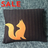 SALE Decorative Fox Cushion Cover Over 50% off
