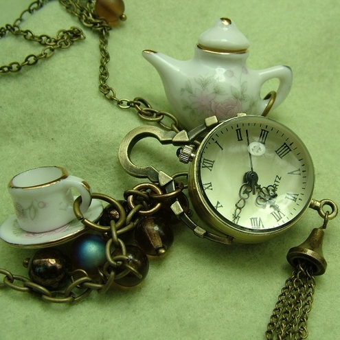 Time for Tea: Long Orb watch