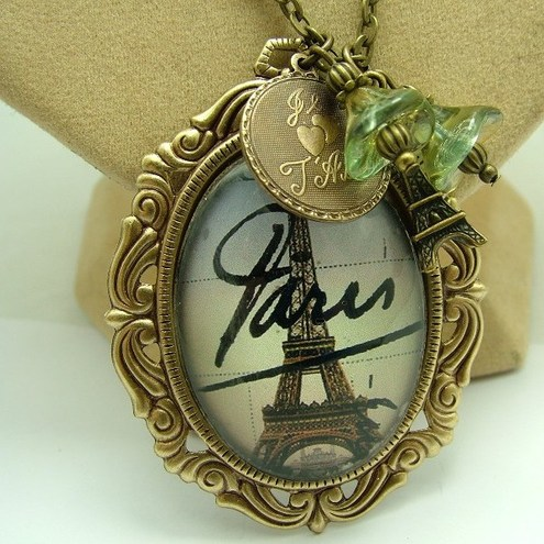 I remember Paris Necklace (3)