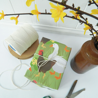 Hen and Goose Gift Wrapping Paper - Easter, Spring, Farm