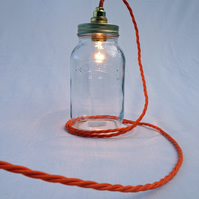 Sale - The Kilner Glass Lantern