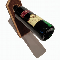 Handmade Balanced Wine Bottle Holder - SALE