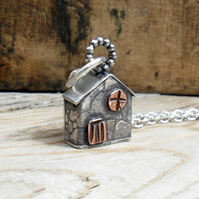The Original Silver Stone Cottage  Handmade