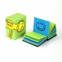 The Smiley Oracle, Limited Edition Handmade Artist Book