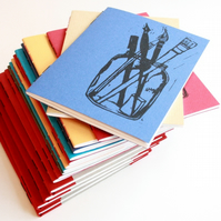 Art Journal with over 30 Prompts for Sketching and Creative Writing