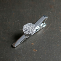 1 Anniversay Personalised Paper Tie Clip
