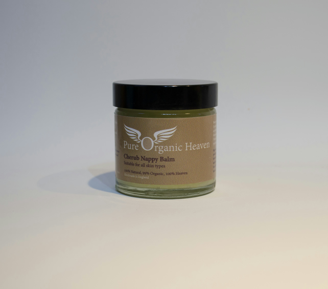 Cherub Nappy Balm (60ml)