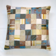 Sudoku Cushion Cover