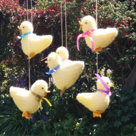 Little Duckling Baby Mobile