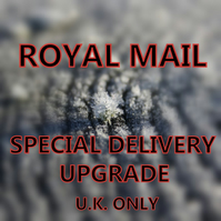 UK Special Delivery postage upgrade , next day by 1 pm valid until 21 Dec