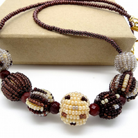Jubalani Bead Necklace