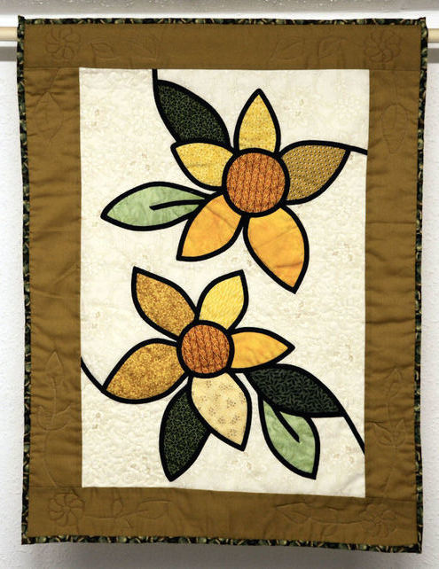 Wallhanging Daisies