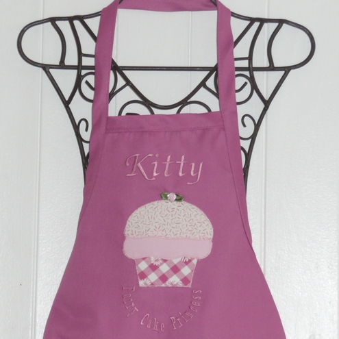 reserved Listing for Eric 99 Personalised Apron