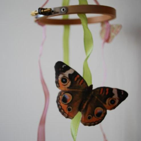 """The Butterfly House"" Mobile."