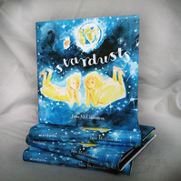 """Stardusts"" handmade picture book"