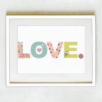 Love Print - Limited Edition