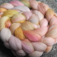 """Welcome"" MHE Falkland Spinning Felting Fibre 100g"