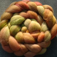 """Woodland Wings"" MHE Falkland Spinning Fibre 100g"