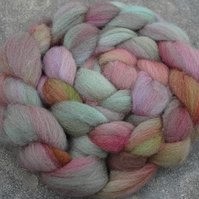 """Northern Echo"" MHE Shropshire Spinning Fibre 105g"